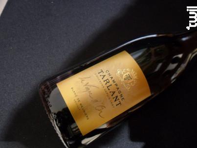 La Vigne D'or Blancs De Meunier Brut Nature - Champagne Tarlant - Non millésimé - Effervescent