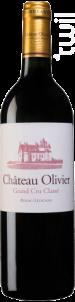 Château Olivier - Château Olivier - 2016 - Rouge