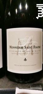 Monnières Saint Fiacre - VGC Véronique Günther-Chéreau - 2018 - Blanc