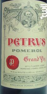 Pétrus - Pétrus - 2011 - Rouge