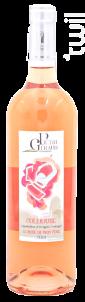 Le Rosé de mon père - Domaine Pietri Geraud - 2019 - Rosé
