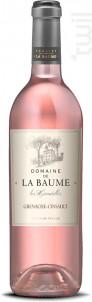 Les Hirondelles - DOMAINE DE LA BAUME - 2018 - Rosé