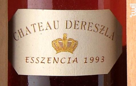 Dereszla Eszencia 25CL - Dereszla - 2000 - Blanc