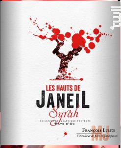 Les Hauts de Janeil - François Lurton - Mas Janeil - 2016 - Rosé