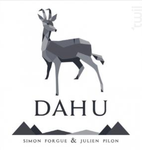 Dahu - Domaine Julien Pilon - 2018 - Blanc