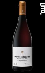 Corton Bressandes Grand Cru - Edouard Delaunay - 2017 - Rouge