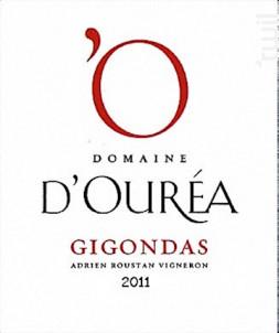 Gigondas - Domaine D'Ouréa - 2017 - Rouge