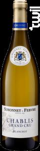 Chablis Grand Cru Blanchot - Simonnet Febvre - 2006 - Blanc