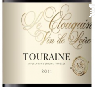 Marcel Martin - Touraine Le Clouquin - Blanc Foussy - Grandes Caves Saint Roch - 2017 - Rouge