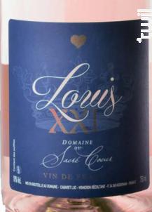Louis XXI - Domaine du Sacré Coeur - Non millésimé - Rosé