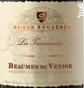 Les Triassiennes - Maison Bouachon - 2015 - Rouge