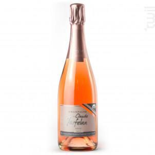 Cuvée Brut Rosé - Champagne Claude Farfelan - Non millésimé - Effervescent