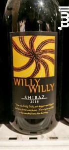Willy Willy Shiraz - Berton Vineyards - 2016 - Rouge