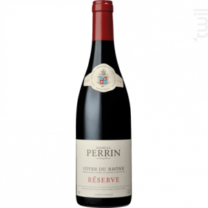Reserve Perrin - Famille Perrin - 2016 - Rouge