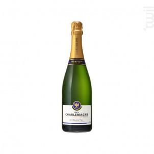 Le Mesnil sur Oger Grand Cru Réserve Brut - Champagne Guy Charlemagne - Non millésimé - Effervescent
