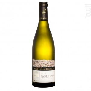 Saint-Romain Le Jarron - Domaine Henri & Gilles Buisson - 2017 - Blanc