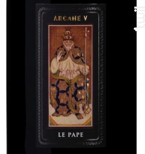 Arcane V Le Pape - Xavier Vins - 2010 - Rouge