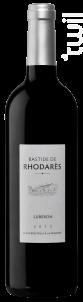 Bastide de Rhodares - Cave Louérion Terres d'Alliance - 2018 - Rouge