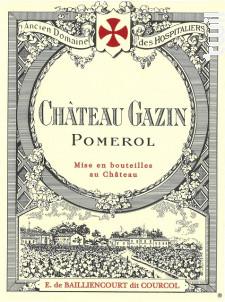 Château Gazin - Château Gazin - 2011 - Rouge