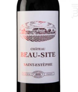 Château Beau-Site - Château de Beau-Site - 1975 - Rouge