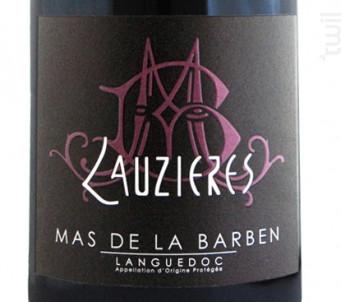 Les Lauzières - Mas de la Barben - 2013 - Rouge