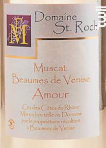 Amour - Domaine Saint Roch - Non millésimé - Blanc
