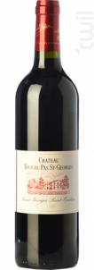 Château Tour du Pas Saint-Georges - Delbeck Vignobles et Développements - 2015 - Rouge