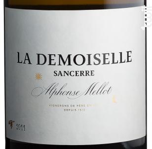 La Demoiselle - Alphonse Mellot - 2016 - Blanc