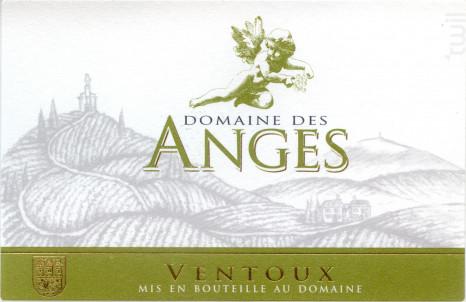 Domaine des Anges - Domaine des Anges - Non millésimé - Blanc