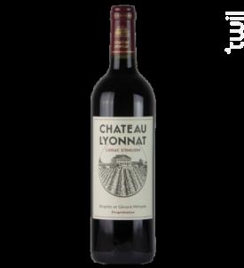 Château Lyonnat - Château Lyonnat - 2012 - Rouge