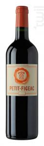 Petit figeac - Château Figeac - 2015 - Rouge