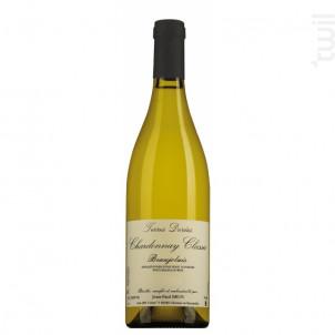 Chardonnay Classic - Domaine des Terres Dorées - 2016 - Blanc