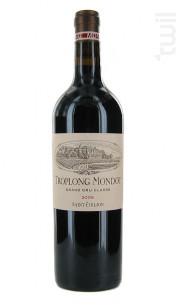 Château Troplong Mondot - Château Troplong Mondot - 2006 - Rouge