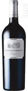 Chateau carignan prima - Château Carignan - 2014 - Rouge
