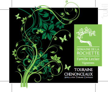 Touraine Chenonceaux - Domaine de la Rochette - 2017 - Blanc