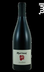 Julienas - Domaine des Marrans - 2016 - Rouge