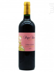 Syrah Léone - Domaine Peyre Rose - 2009 - Rouge