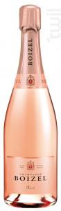 Rosé - Champagne BOIZEL - Non millésimé - Rosé