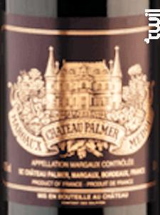 Château Palmer - Château Palmer - 2006 - Rouge