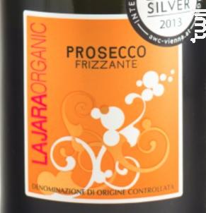La Jara Prosecco Spago - Bio - La Jara - Non millésimé - Effervescent
