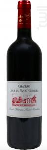 Château du Tour du Pas Saint-Georges - Château Tour du Pas St-Georges - 2016 - Rouge