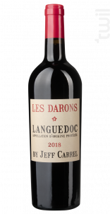 Les Darons By Jeff Carrel - by Jeff Carrel - 2018 - Rouge