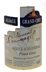 Pinot Gris Sélection de Grains Nobles Grand Cru