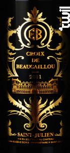 La Croix Ducru Beaucaillou - Château Ducru-Beaucaillou - 1996 - Rouge