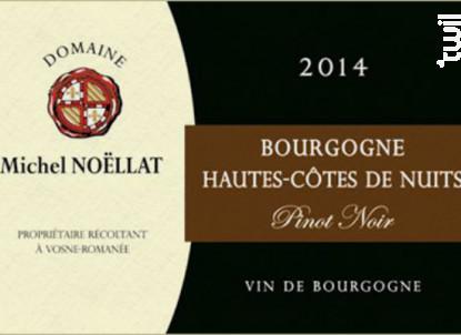 HAUTES CÔTES DE NUITS Chardonnay