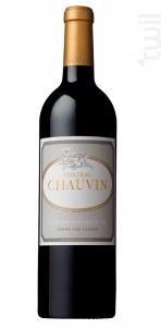 Château Chauvin - Château Chauvin - 2016 - Rouge