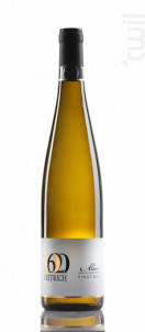 Pinot Gris - Famille Dietrich - 2018 - Blanc