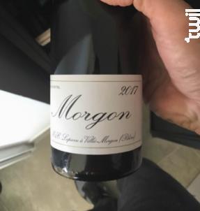 Morgon - Marcel Lapierre - 2017 - Rouge