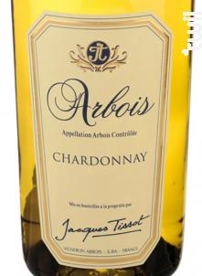 Arbois Chardonnay - Domaine Jacques Tissot - 2012 - Blanc