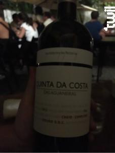 Quinta da Costa das Aguaneiras Tinto - Paulo Ruão - 2016 - Rouge